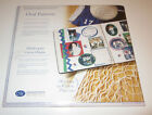 Creative Memories Oval Patterns and Sizing Template New in Package NOS
