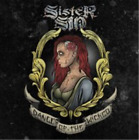 Sister Sin-Dance of the Wicked (UK IMPORT) CD with DVD NEW