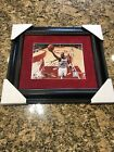 Michael Jordan Autographed Framed Official Upper Deck 8x10 Photgraph PSA LOA