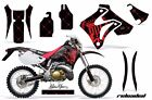 Dirt Bike Graphic Kit Decal Sticker Wrap For Honda CRM250AR 1996-1999 RELOAD R K