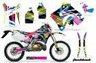 Dirt Bike Graphic Kit Decal Sticker Wrap For Honda CRM250AR 1996-1999 FLASHBACK