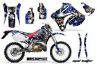 Dirt Bike Graphic Kit Decal Sticker Wrap For Honda CRM250AR 1996-1999 HATTER S W
