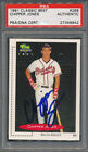 Chipper Jones Cards, Rookie Cards and Autograph Memorabilia Buying Guide 34