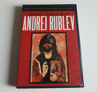 Andrei Rublev by Andrei Tarkovsky Criterion collection DVD