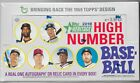 2018 Topps Heritage High Number Baseball Factory Sealed Hobby Box ACUNA? RC
