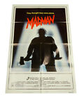 Madman One Sheet Theatrical Movie Poster 27x41 Vintage Horror Film