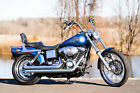 2005 Harley Davidson Dyna 2005 Harley Davidson Dyna Wide Glide FXDWGI Impact Blue Many Extras Only 10k