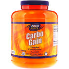 Now Foods  Sports  Carbo Gain  8 lbs  3629 g