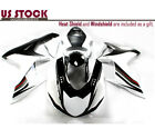 INJECTION FAIRING KIT+WINDSHIELD FOR SUZUKI 2011 13 2019 GSX-R600 GSXR750 K11 KW