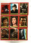 1983Topps Star Wars Return of the Jedi Series 1 Complete Set of 132 Cards Ex.-NM