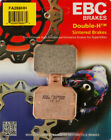 EBC Double-H Sintered Rear Brake Pad Moto-Guzzi NevadaClassic 750ie 2005-2008