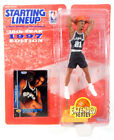 1997 Starting Lineup Extended Tim Duncan Rookie SLU Figure San Antonio Spurs