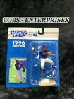 1996 Wil Cordero Starting Lineup Card/Figure/Display Box SL-900
