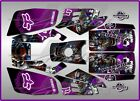 YAMAHA WARRIOR full graphics kit DECALS STICKERS ...THICK AND HIGH GLOSS