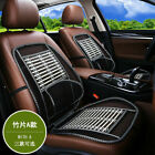 Car Seat Cover Cool Massage Cushion Pad Ventilation Protector For Auto Chair