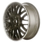 02137 Refinished Dodge Neon 2001-2001 16 Inch Wheel Oem Black Wmachined Lip