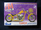Revell Torch Custom Chopper 1:12 Scale Model Kit 2006 New Sealed Package
