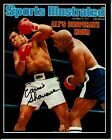EARNIE SHAVERS signed MUHAMMAD ALI 8x10 w coa SPORTS ILLUSTRATED COVER proof