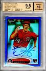 2012 Topps Chrome Baseball Autograph Rookie Variations Visual Guide 43