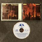 ABBA - The Visitors Blue Face Polar West Germany POLCD 342 (800 011-2)