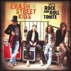 Crash Street Kids - Let's Rock & Roll Tonite [New CD]