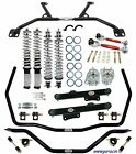 QA1 Handling Level 3 Suspension Kit - Fits 1979-1989 Ford Mustang,GT,with Shocks