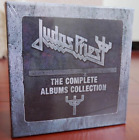 Judas Priest CD Box The Complete Albums Booklets Full Box Set 19 CD New Sealed