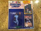 Bo Jackson 1990 Starting Lineup Action Figure with 2 Cards