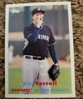 See All the Will Ferrell Cards in 2015 Topps Archives Baseball 14
