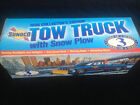 Sunoco 1996 Collector's Edition Tow Truck Snow Plow Headlights Taillights