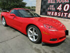 2012 Chevrolet Corvette 2dr Coupe w 2LT 2012 Chevrolet Corvette Torch Red with 17200 Miles available now