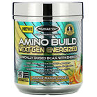 Muscletech  Amino Build Next Gen BCAA Formula With Betaine Energized  Orange