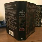 The Name of the Wind Patrick Rothfuss 2007 1st 1st SIGNED