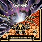 ANTHRAX The Greater Of Two Evils/We've Come For You All 2CD BRAND NEW Fatpack