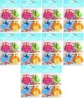 HUGE LOT Jolees STITCHED OWLS Stickers 10 Packs