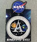 NASA APOLLO PROGRAM PATCH Official Authentic SPACE 4in USA