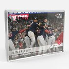 2018 Topps Now Boston Red Sox World Series Champions Set 11