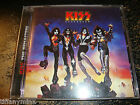 KISS remaster cd DESTROYER  peter criss/ace frehley free US shipping