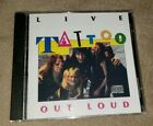 TATTOO cd LIVE OUT LOUD  rh-2490 free US shipping