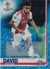2019-20 Topps Chrome UEFA Champions League Soccer Cards 20