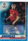 2019-20 Topps Chrome UEFA Champions League Soccer Cards 21
