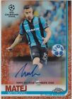 2019-20 Topps Chrome UEFA Champions League Soccer Cards 31