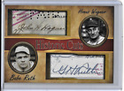 Honus Wagner Baseball Cards and Autograph Buying Guide  12