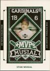 Stan Musial Cards - A Career on Cardboard 24
