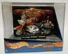 Harley-Davidson Heritage Softail Classic (Hot Wheels) 1/18 Scale
