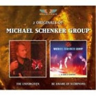 The Michael Schenker Group-Unforgiven, the and Be Aware of Sc (UK IMPORT) CD NEW