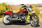 2007 Harley-Davidson Softail  2007 Harley-Davidson Softail FXSTB Night Train Nightrain Radical Custom Paint