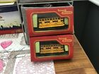 oo Gauge Two Boxed Hornby Tri ang Stephensons Rocket Coaches R621