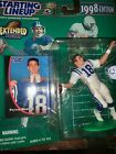 1998 Starting Lineup Extended Series Peyton Manning Rookie Football Figure