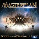 Masterplan-Keep Your Dream Alive Cdbluray (UK IMPORT) CD NEW